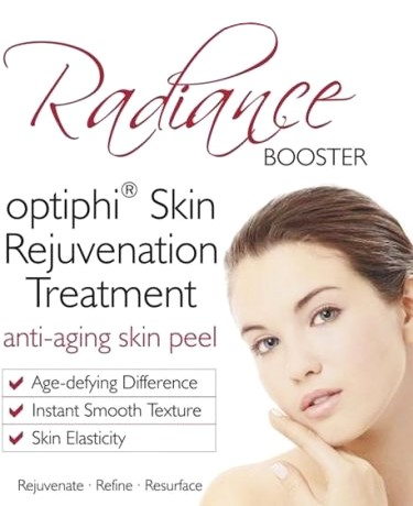 Optiphi Skin Rejuvination Treatment Radiance Booster South Africa Johannesburg Woodmead Sandton Sunninghill