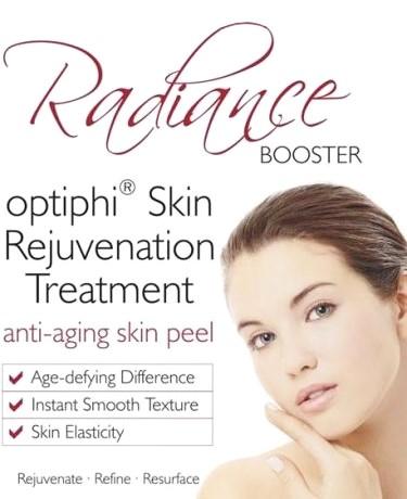 Optiphi Skin Rejuvination Treatment Radiance Booster South Africa Johannesburg Woodmead Sandton Sunninghill