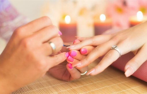 Professional Manicure Pedicure Specials Johannesburg Sandton Sunninghill Woodmead